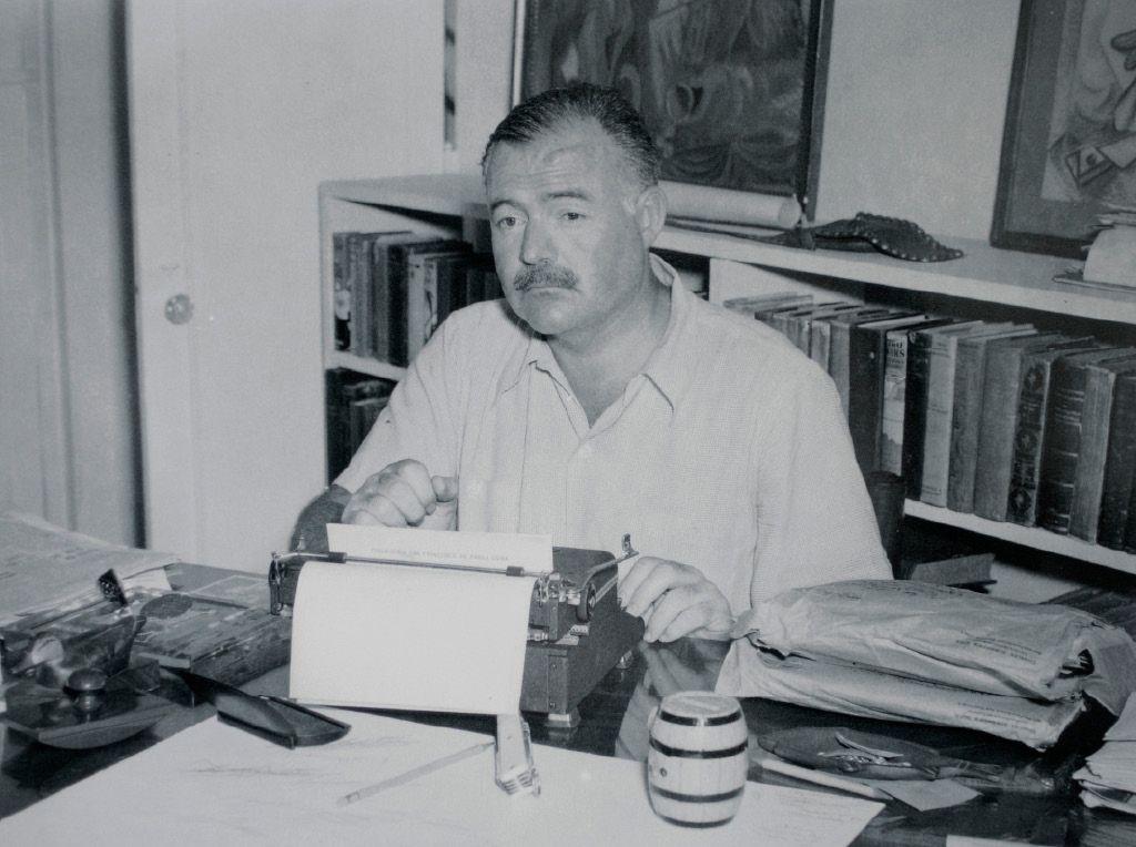 Ob obletnici Hemingwayeve smrti: Te preklete knjige ne morem končati