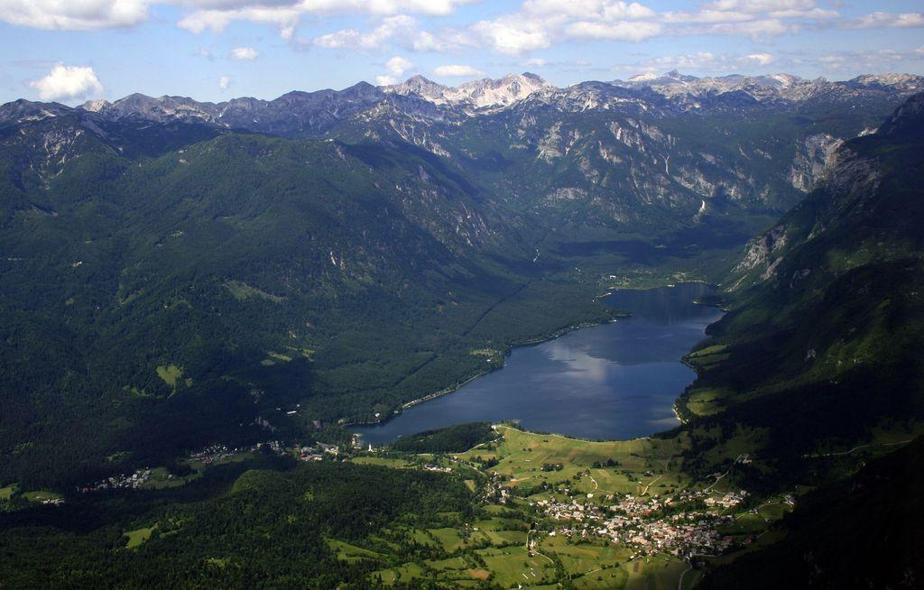 Vročina na Gorenjsko prignala več turistov