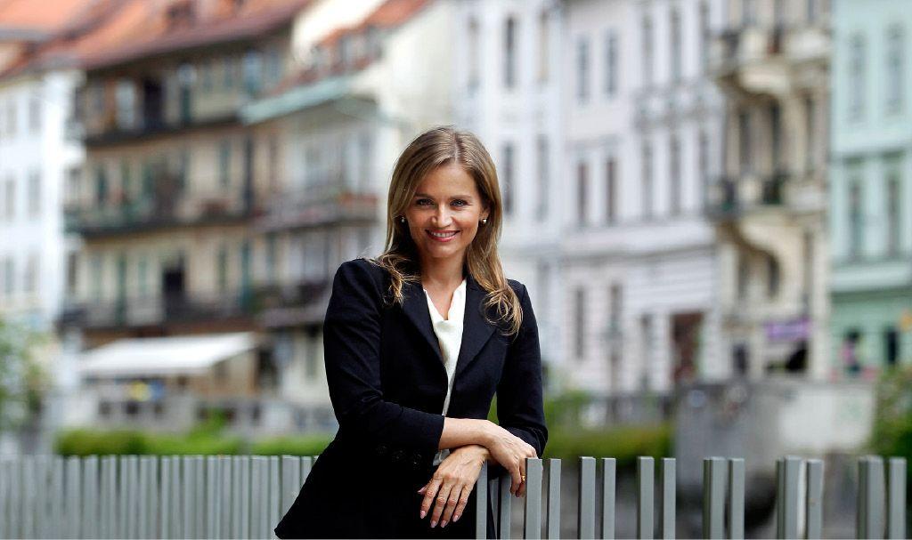 Portret tedna: Katarina Kresal