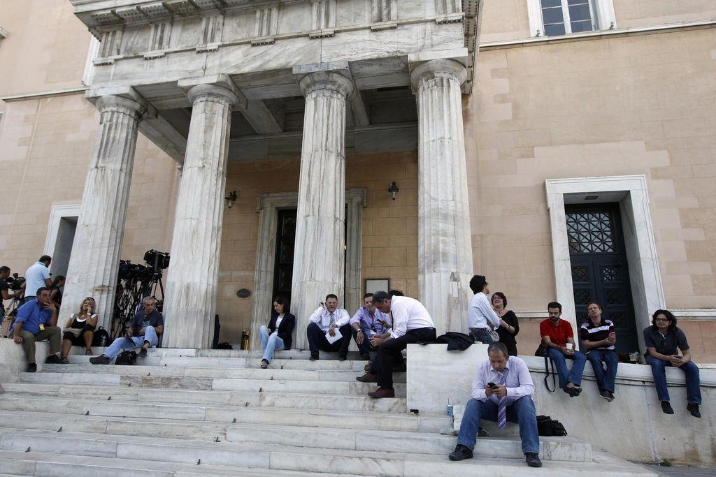 Grčija v odločilno dejanje