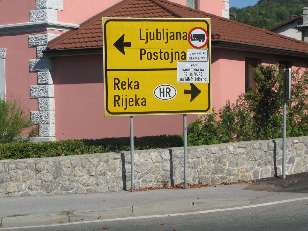 Načrti hitre cestne povezave s Hrvaško znova zaživeli