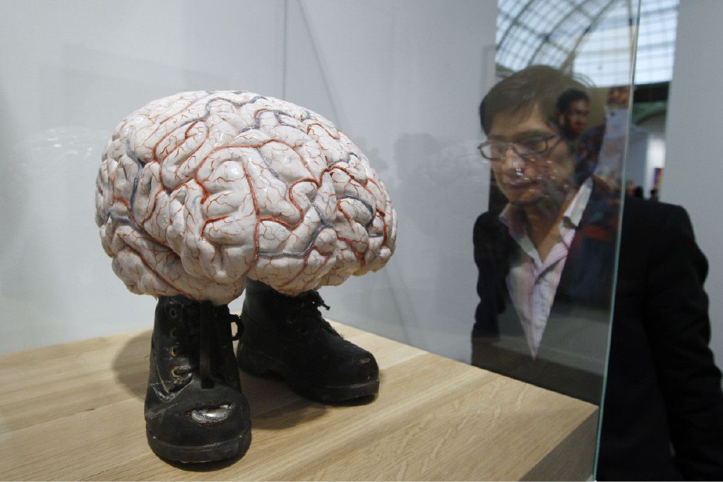 Možgani in mi, kdo v nas se odloča?