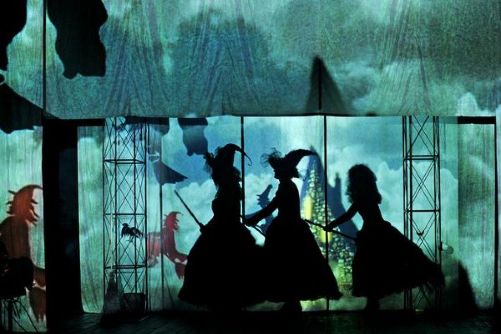 Ocena predstave Mala čarovnica: čarobnost v posameznostih