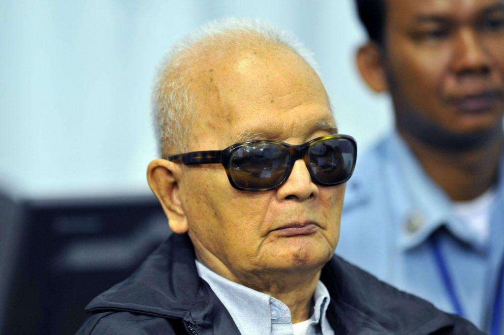 Rdeči Kmeri pred sodiščem