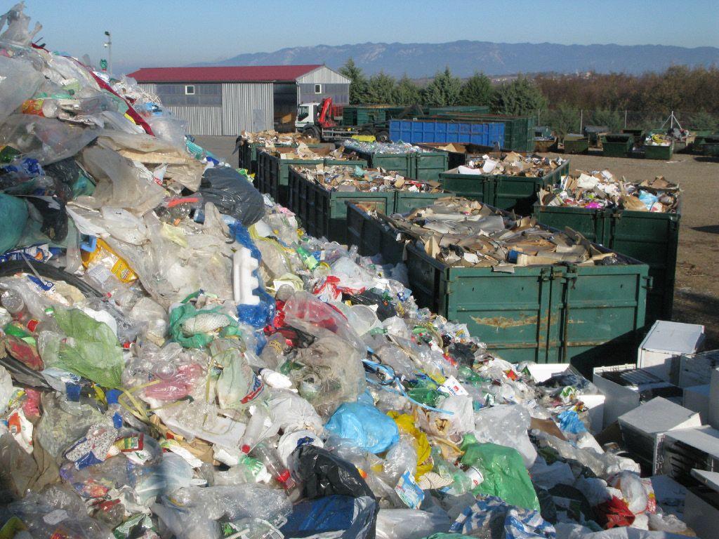 Količina odpadkov je odsev potrošniške družbe
