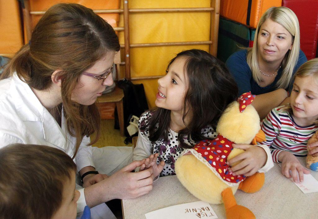 Sprememba normativov v vrtcih - slaba popotnica za otroke