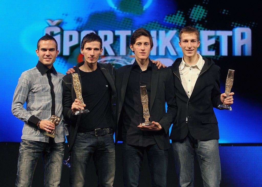 Športnik leta 2011: najboljša Tina Maze in Peter Kauzer