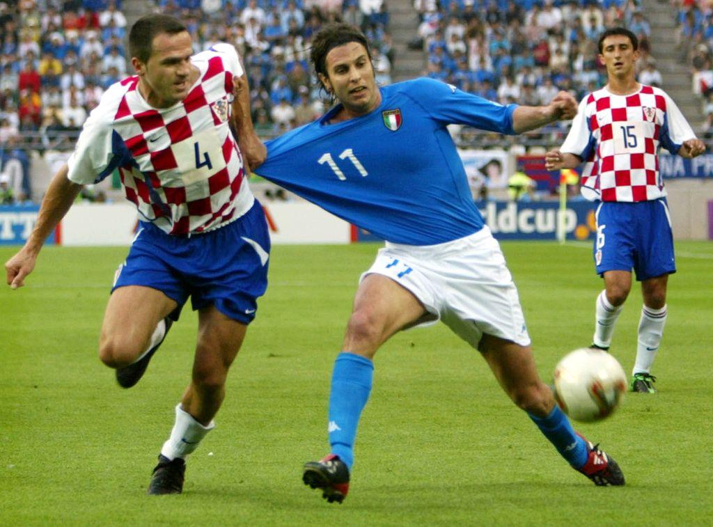 Nogometaš Cristiano Doni: Vplival sem na izide tekem
