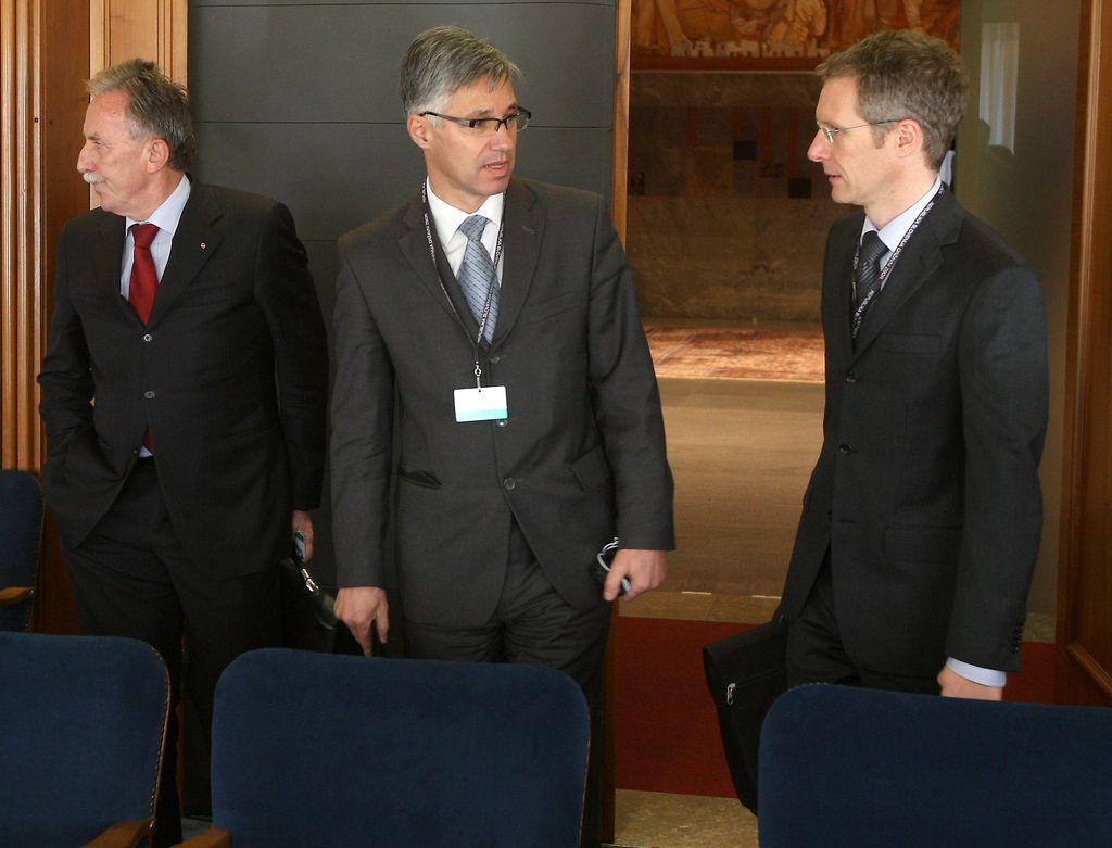 Križanič: Problem Slovenije ni javni dolg, ampak dolg gospodarstva