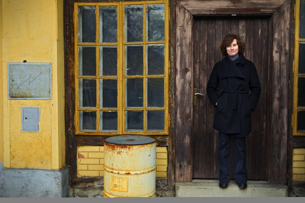 Nagrajenka Prešernovega sklada 2012: Maruša Zorec, arhitektka