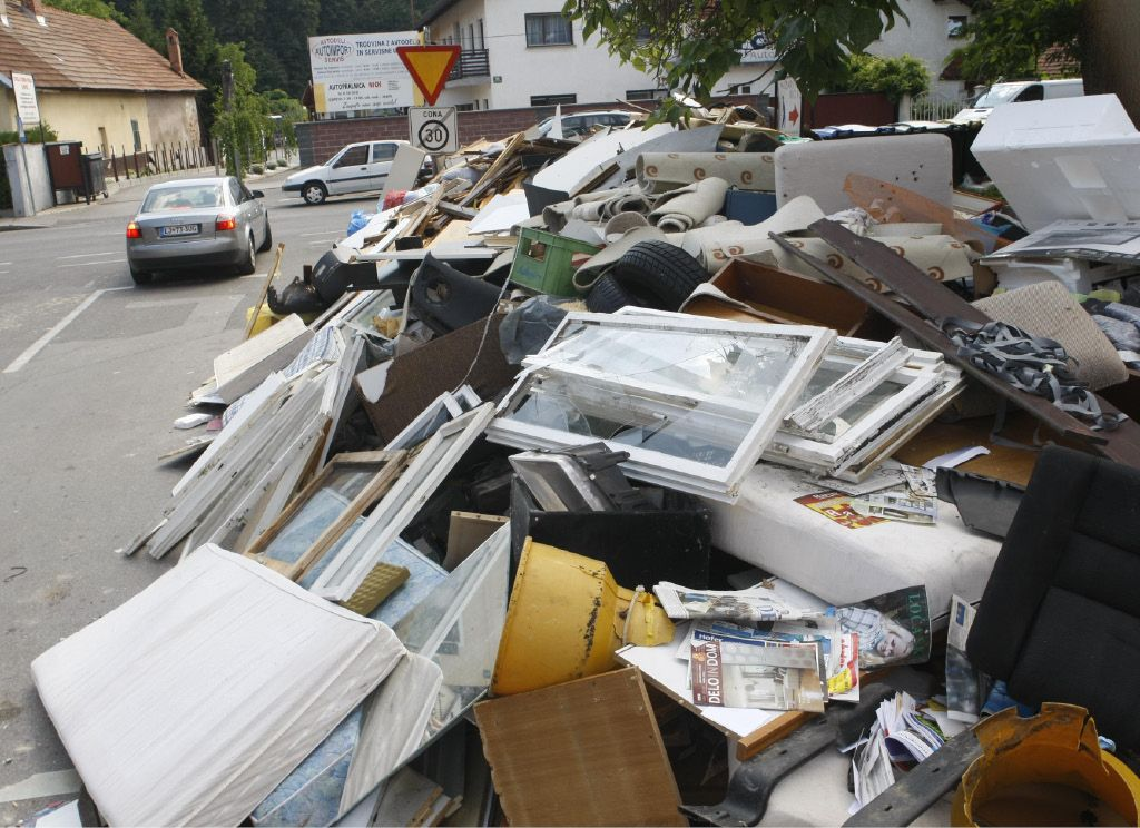 Odvoz kosovnih odpadkov se izboljšuje