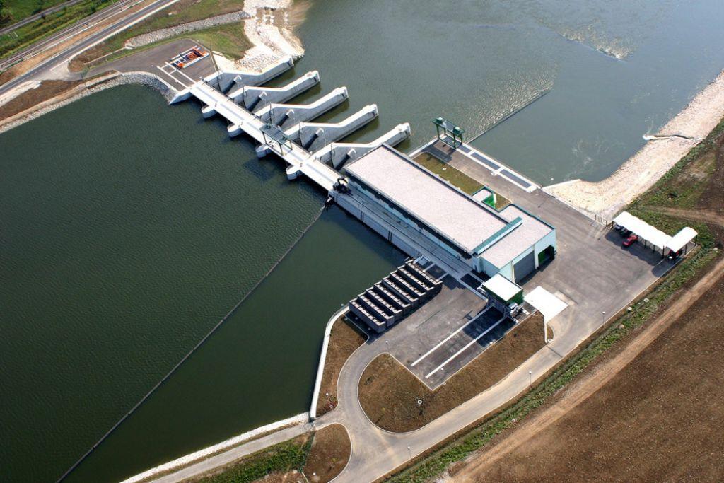 Maja večja proizvodnja električne energije