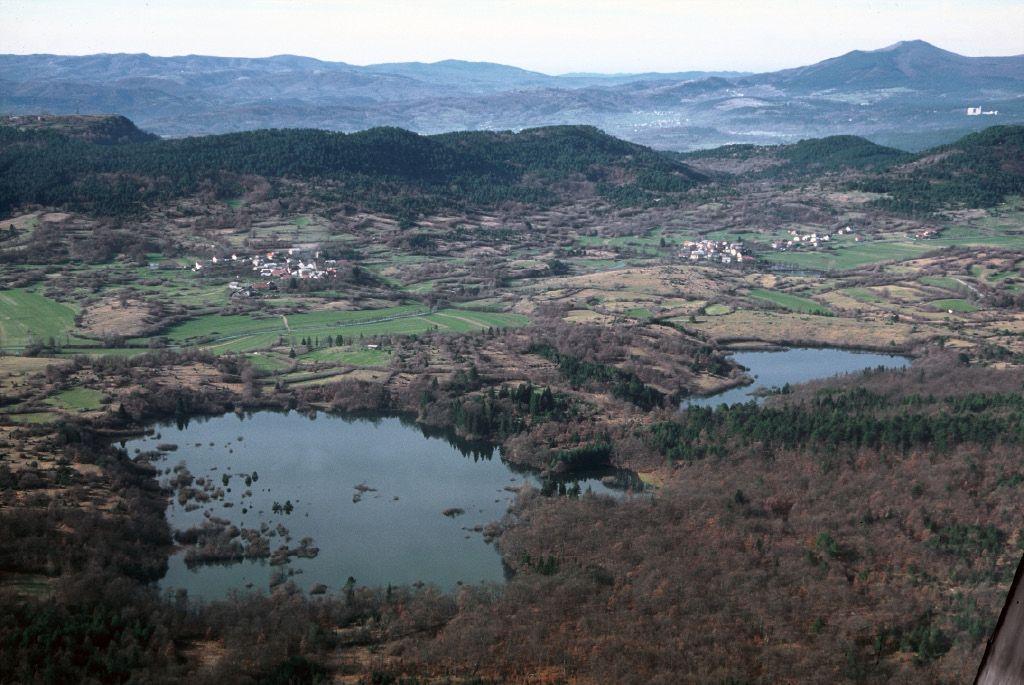 Pivška jezera bodo v regijskem parku