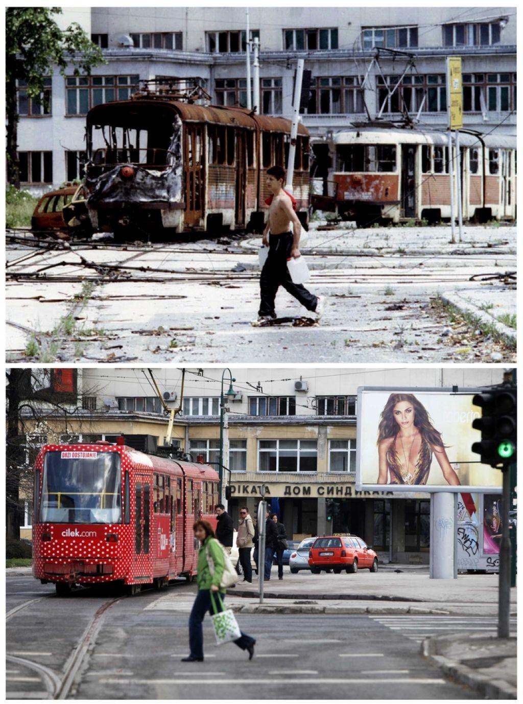 Dvajset let od začetka vojne v BiH