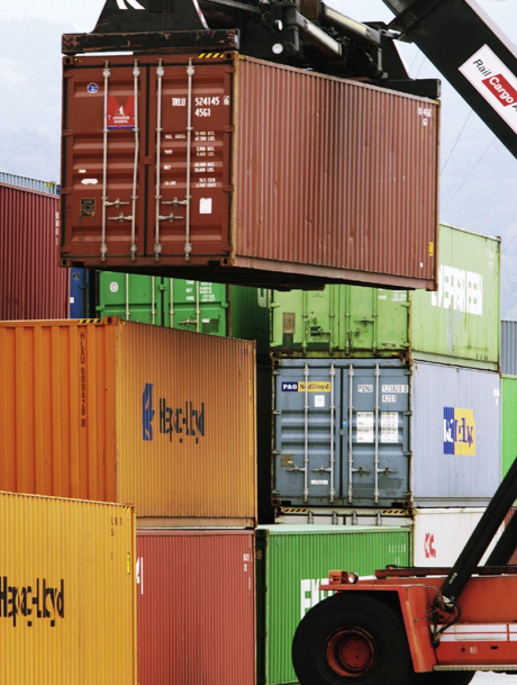 Izvoz: Med državami zunaj EU prva Rusija