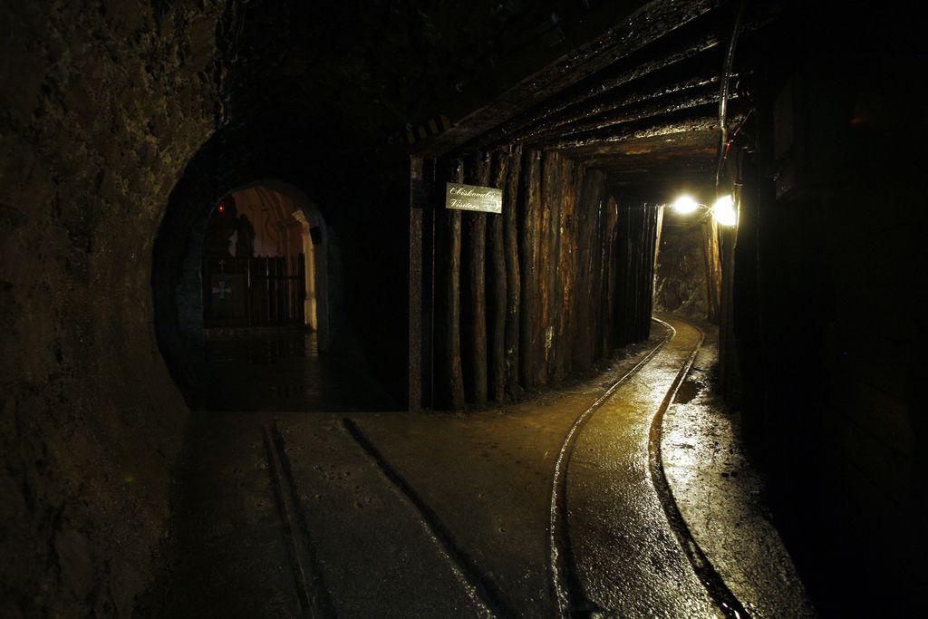 Rešitev za idrijsko podzemlje in dediščino