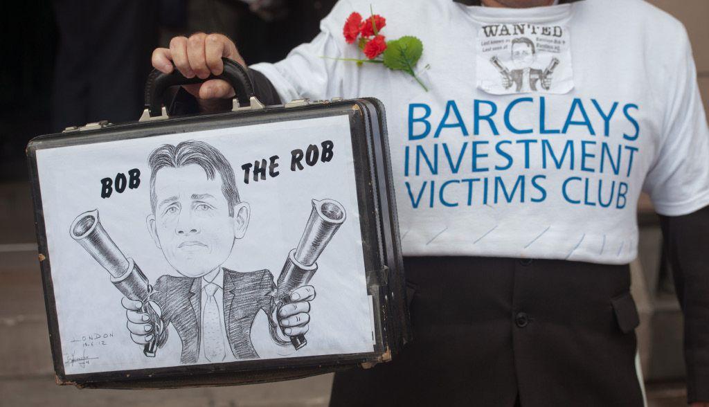 Presečišče: Škandal v Barclaysu