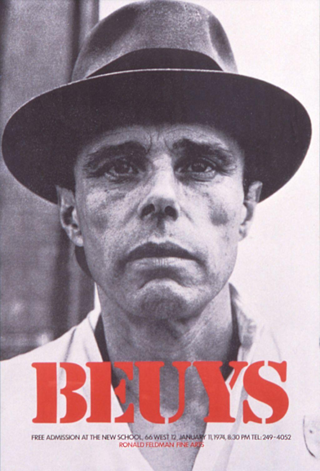 Beuysov atelje v Kleveju odprl vrata za javnost