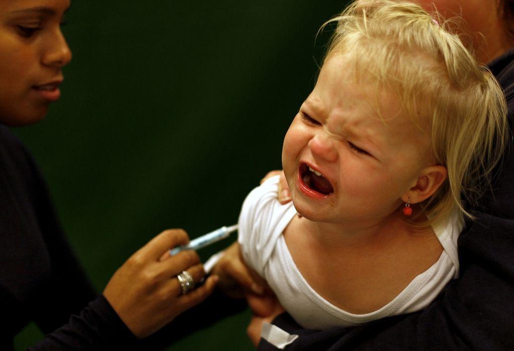 Mamica: Hvaležna za izbruh ošpic