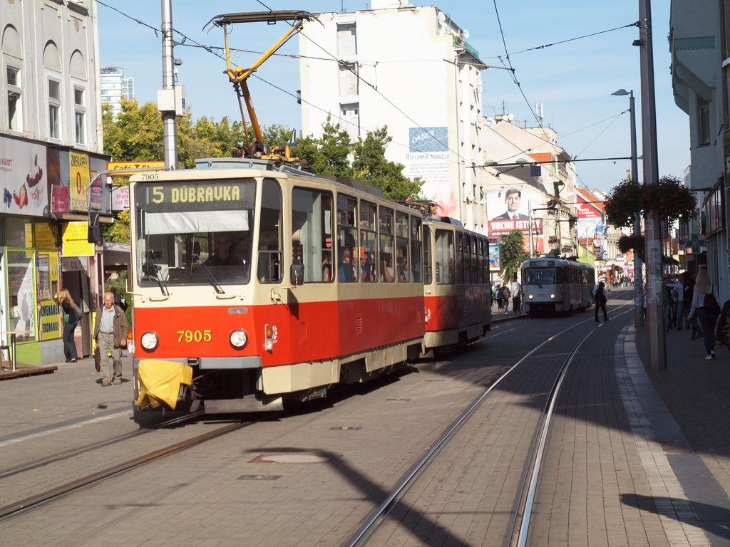V EU zadovoljni z javnim mestnim prometom, v Sloveniji manj