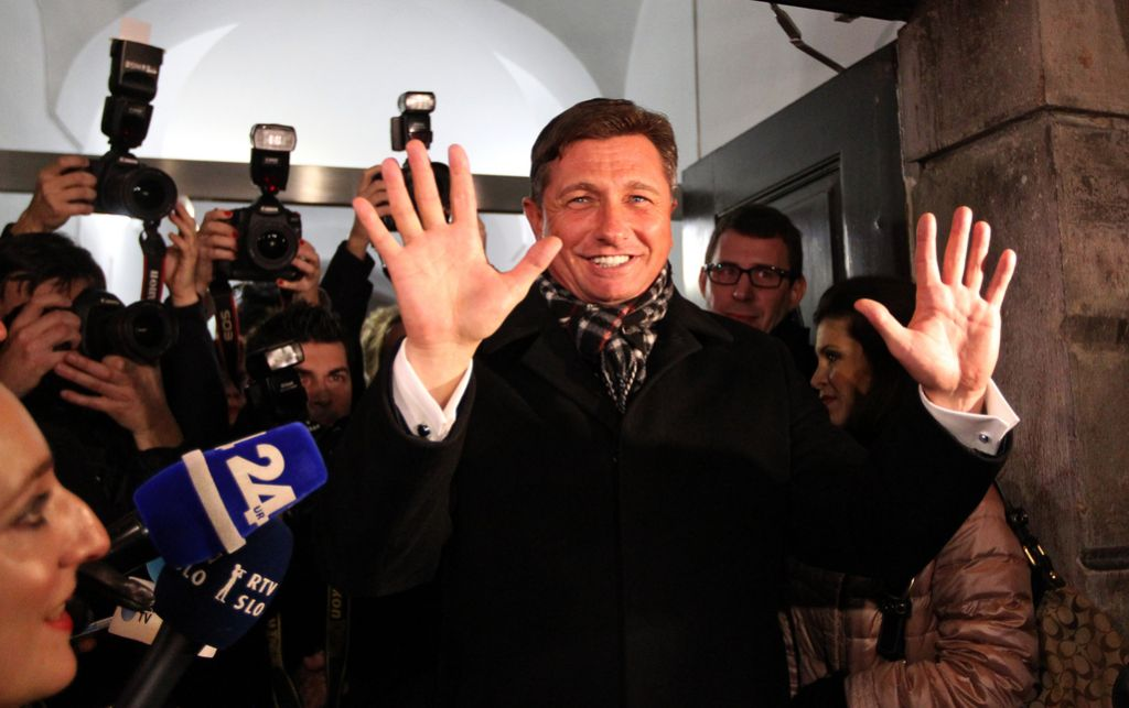 (V živo:) Volitve predsednika države, drugič. Zmagal je Borut Pahor.