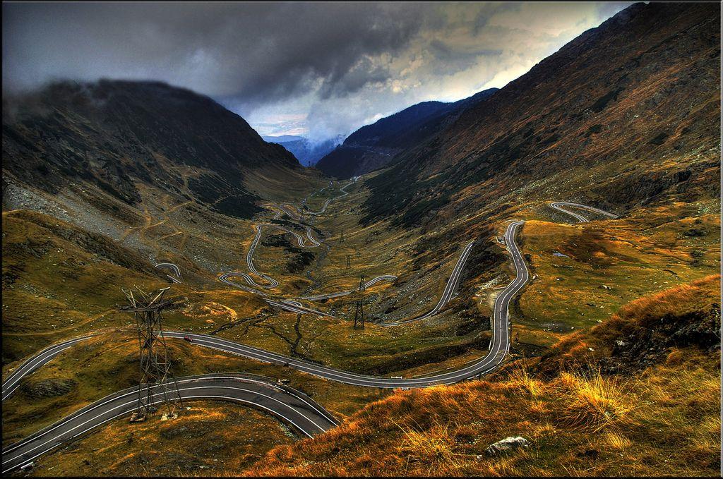 Transfagarasan, pravljična, a neznana alpska cesta
