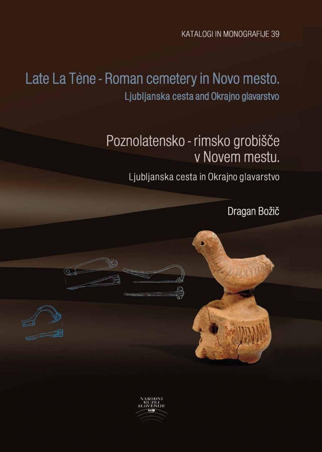 Nagrajena arheološka monografija