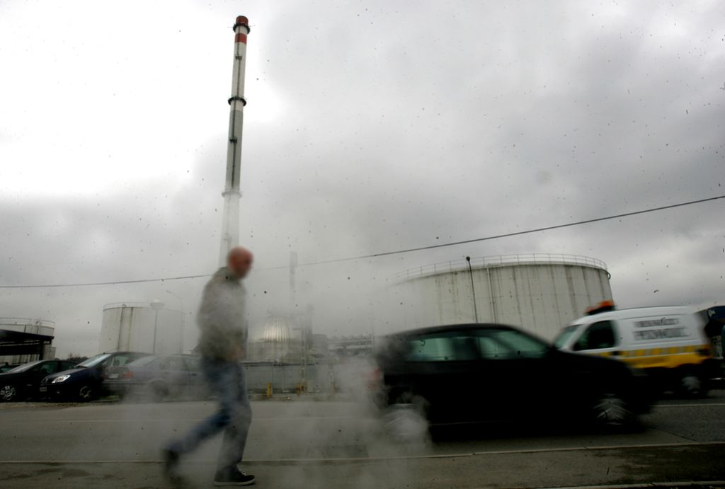 Zrak v Ljubljani boljši, a še vedno ne čist