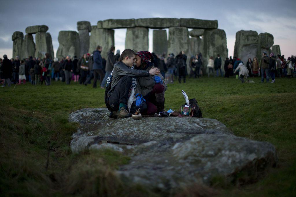 Gradnja Stonehengea le ni bila tako težaška