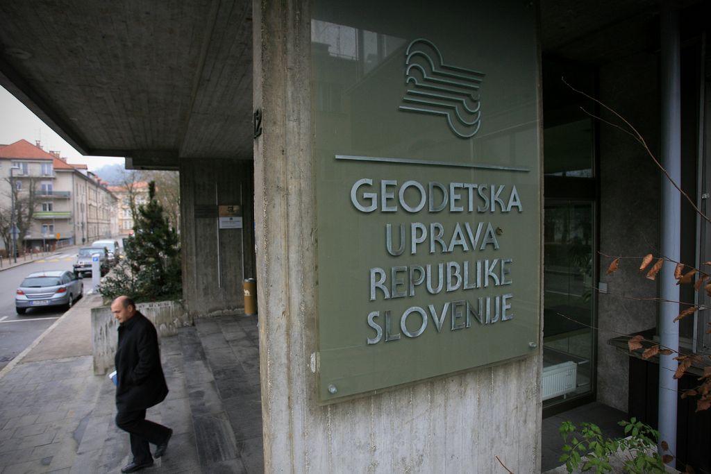 Geodeti bodo oddali pošto z davčnimi izračuni