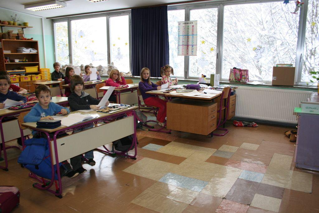 Izredno potratna šola v Gaju