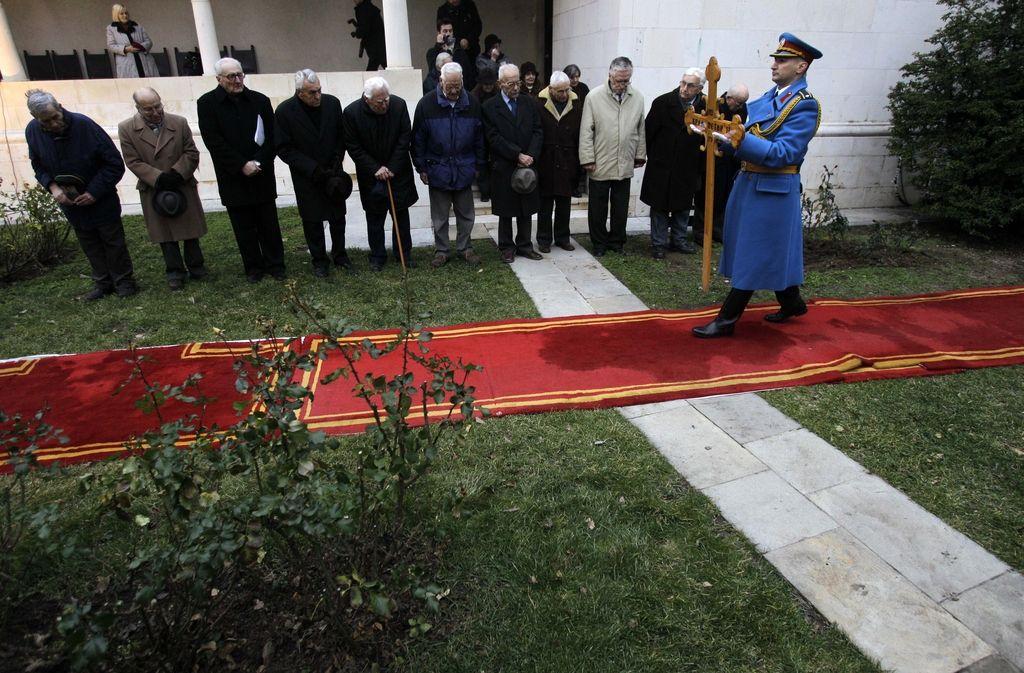 Zadnji YU-kralj Peter II. spet doma