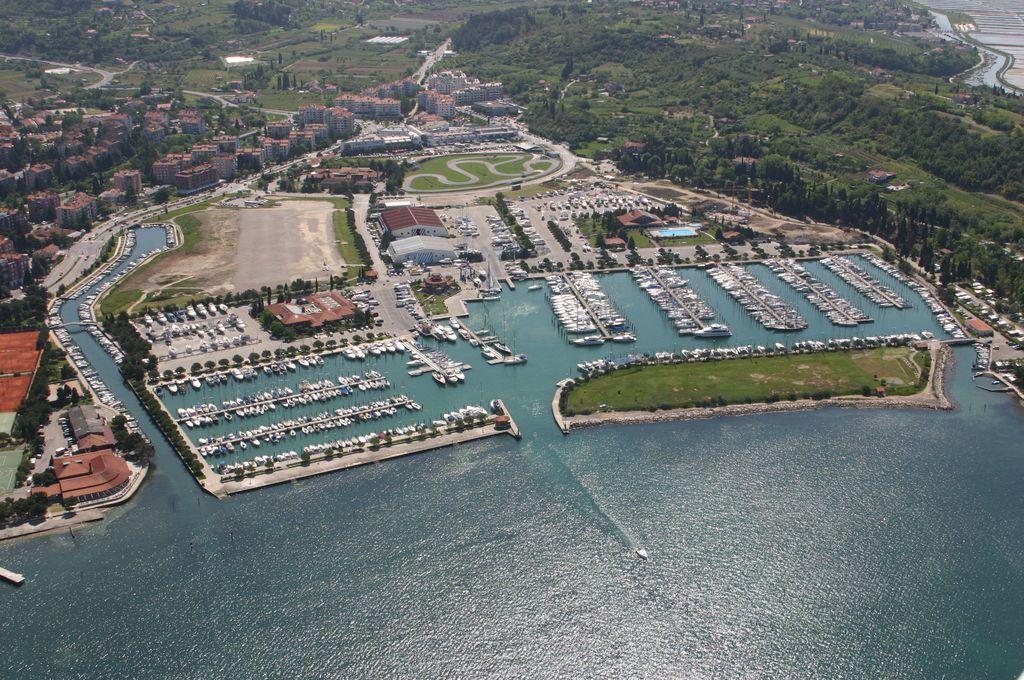 Marina Portorož vzburkala lucijske urbanistične sanje