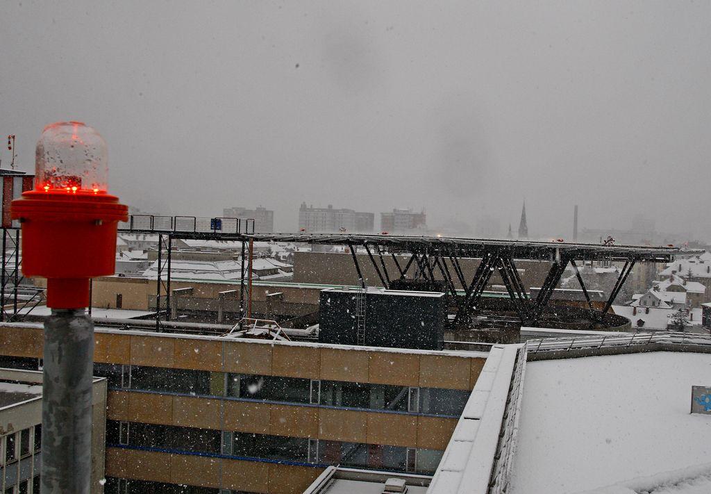 Reševalni helikopterji bodo pristajali na UKC Ljubljana