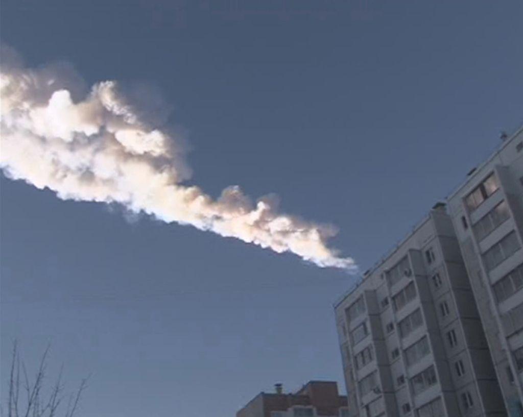 Znanstveni blog: Meteoriti − kamni iz vesolja