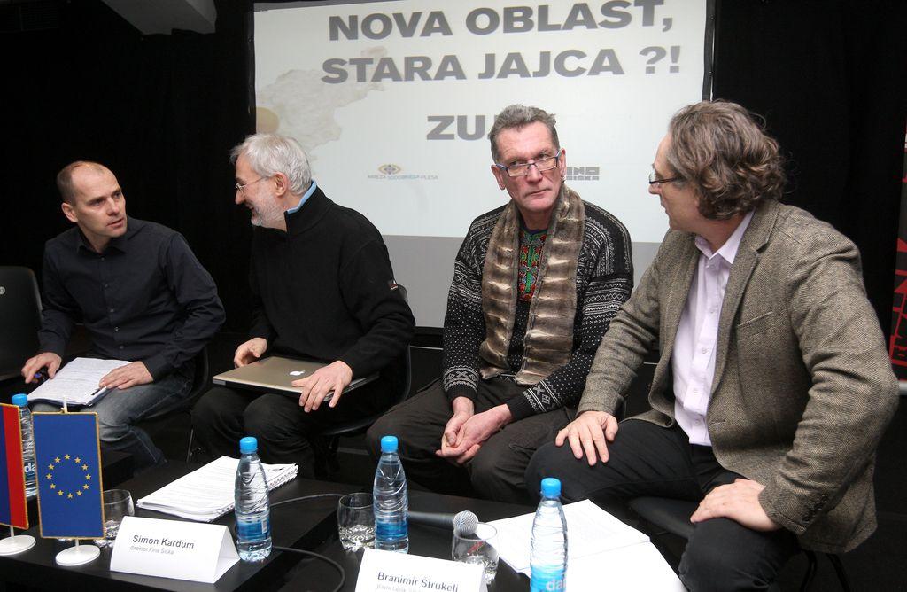 ZUJIK: Politkomisarska prihodnost kulture