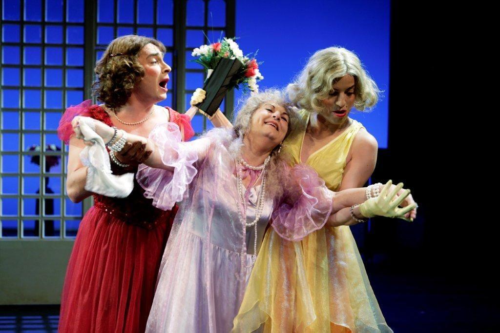 Dnevi komedije: Komu in čemu se smejimo v slovenskem gledališču