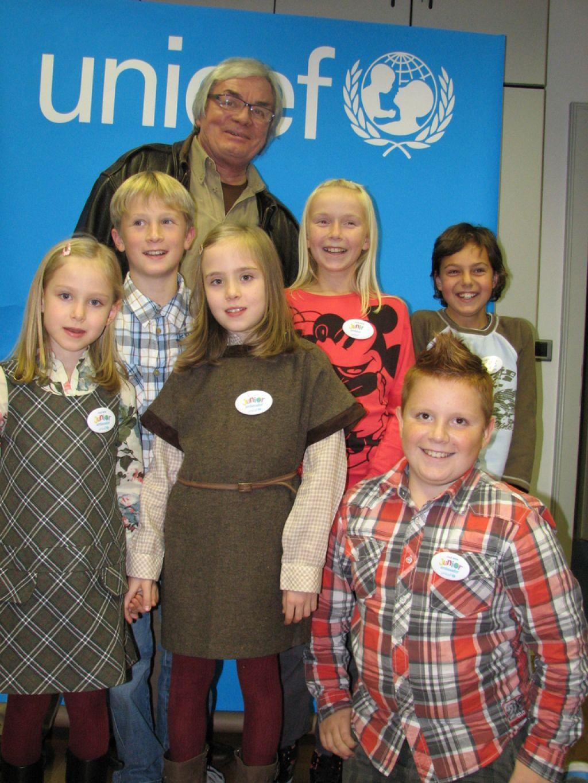 Glasniki in zagovorniki pravic vseh otrok sveta