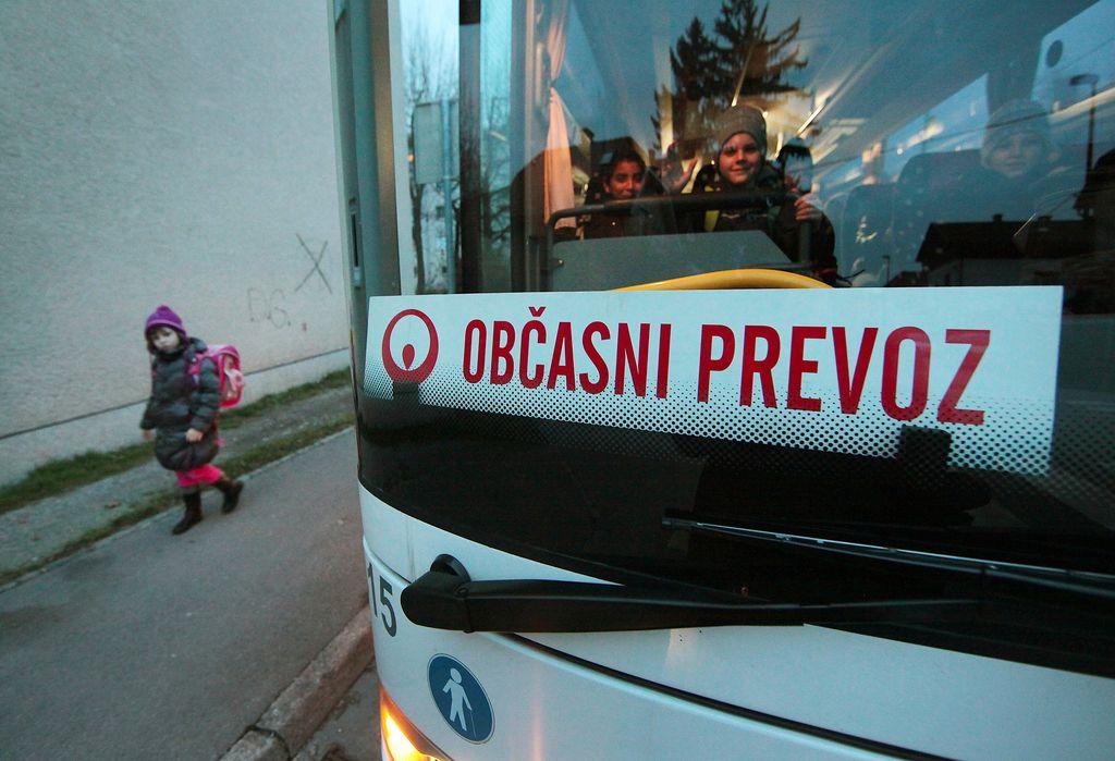 V tujini obdavčeni avtobusni prevozi