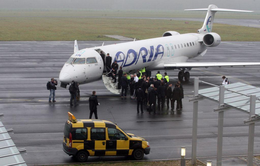 Aerodrom Maribor: s konzorcijem za redno letalsko povezavo