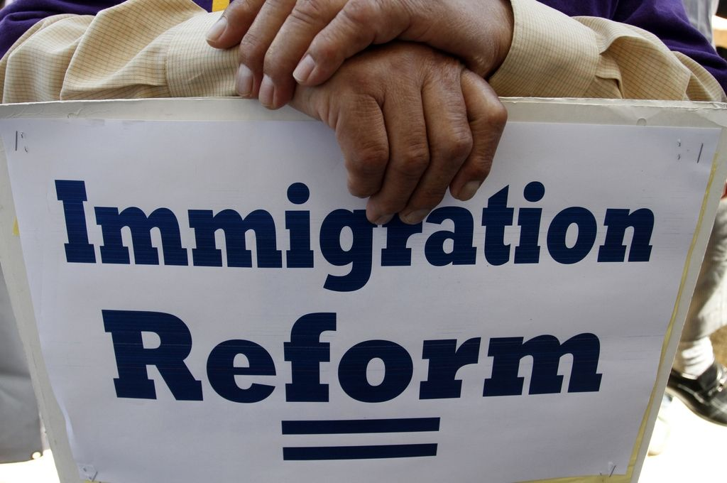 Odbor ameriškega senata potrdil predlog imigracijske reforme