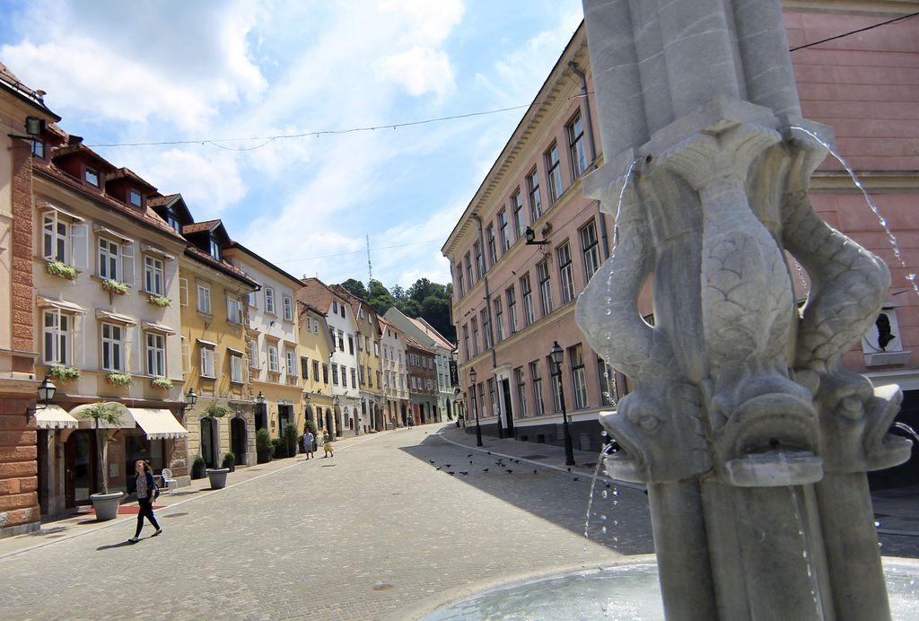 Po nakupe v staro Ljubljano le premožnejši in turisti?