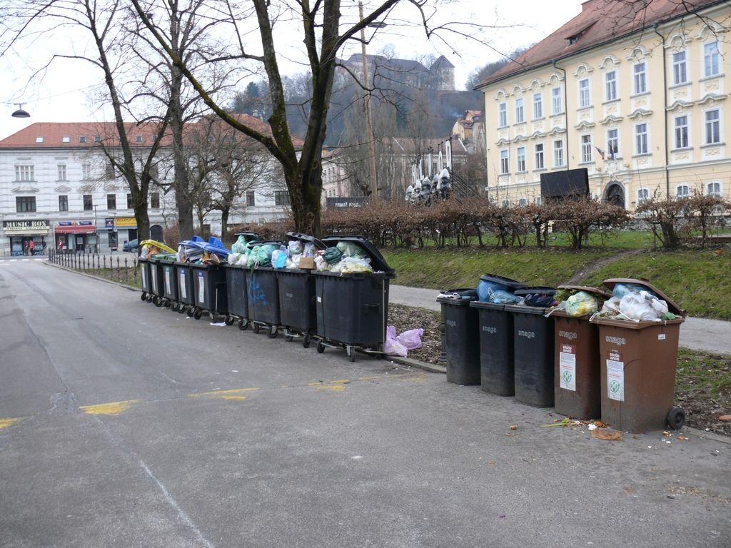 Večkrat ko bodo odvažali smeti, dražje bo