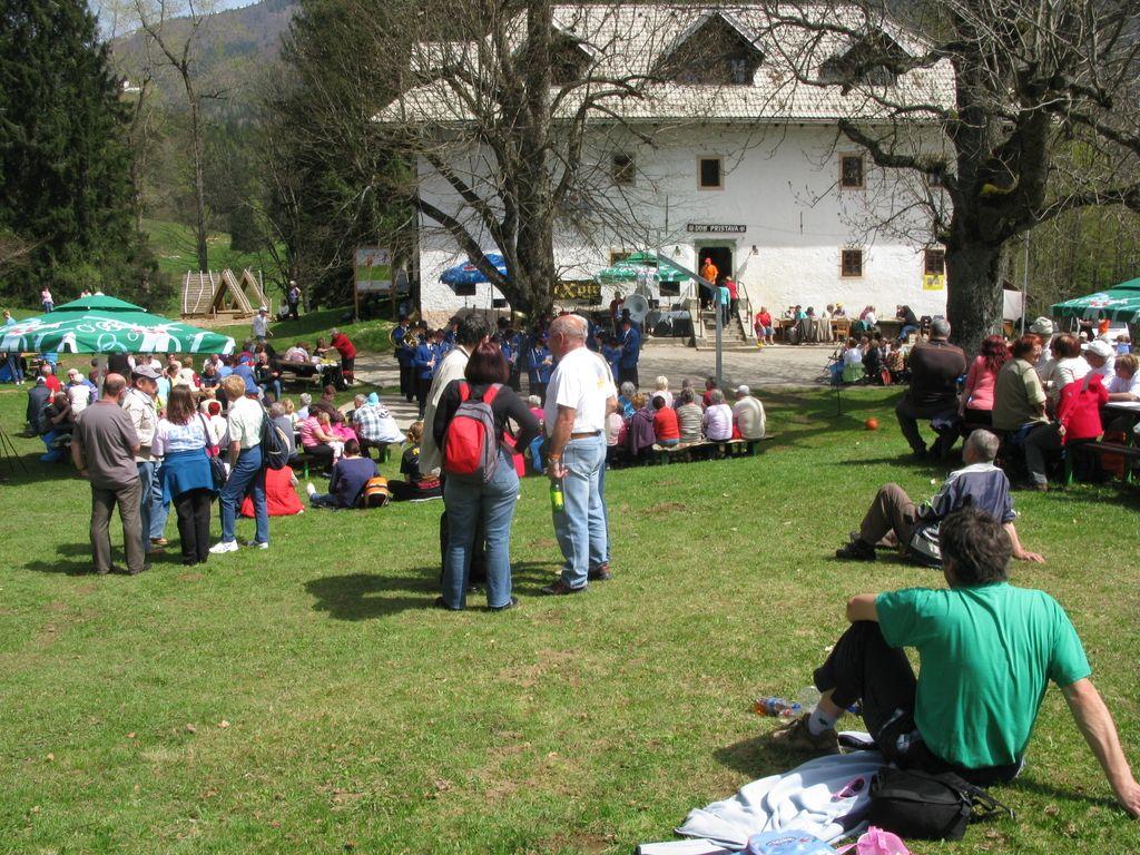 Tradicionalne prvomajske budnice po Sloveniji