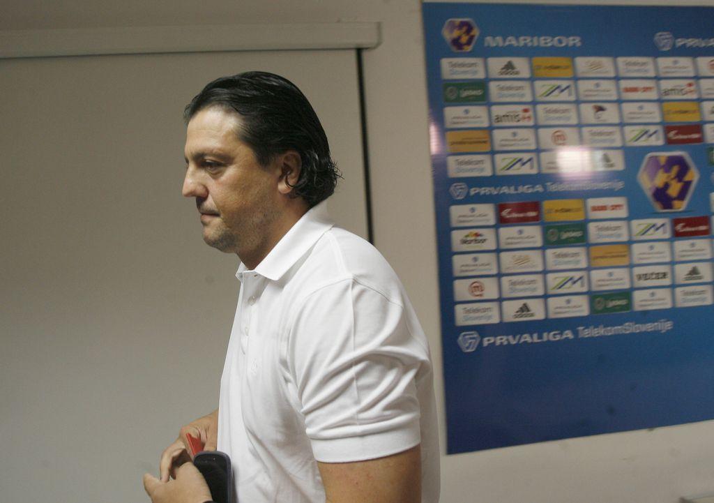 Zahović v škripcih: Milanič odšel, Kek zavrnil, nov trener že danes?