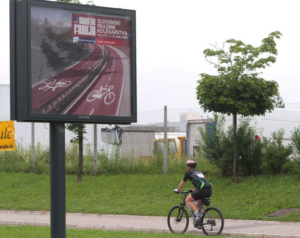 Maraton Franja: Andrea Chiminello najhitrejši na 32. kolesarskem prazniku