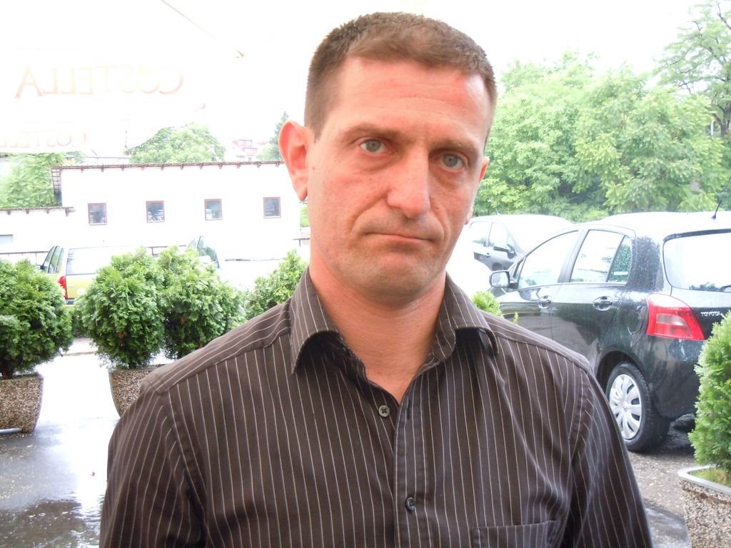 Taksist Fuad Mustafić: »LPP lahko nadzira, ne more pa nas požreti«