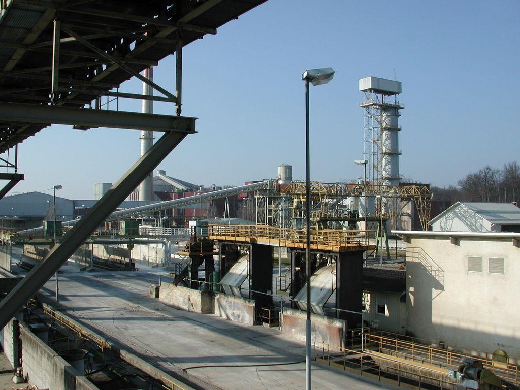 Medli obrisi tovarne sladkorja v Ormožu