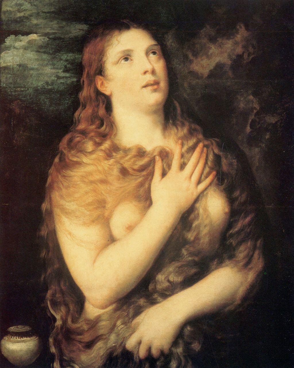 Marija Magdalena: Manjkajoča boginja v krščanskem panteonu