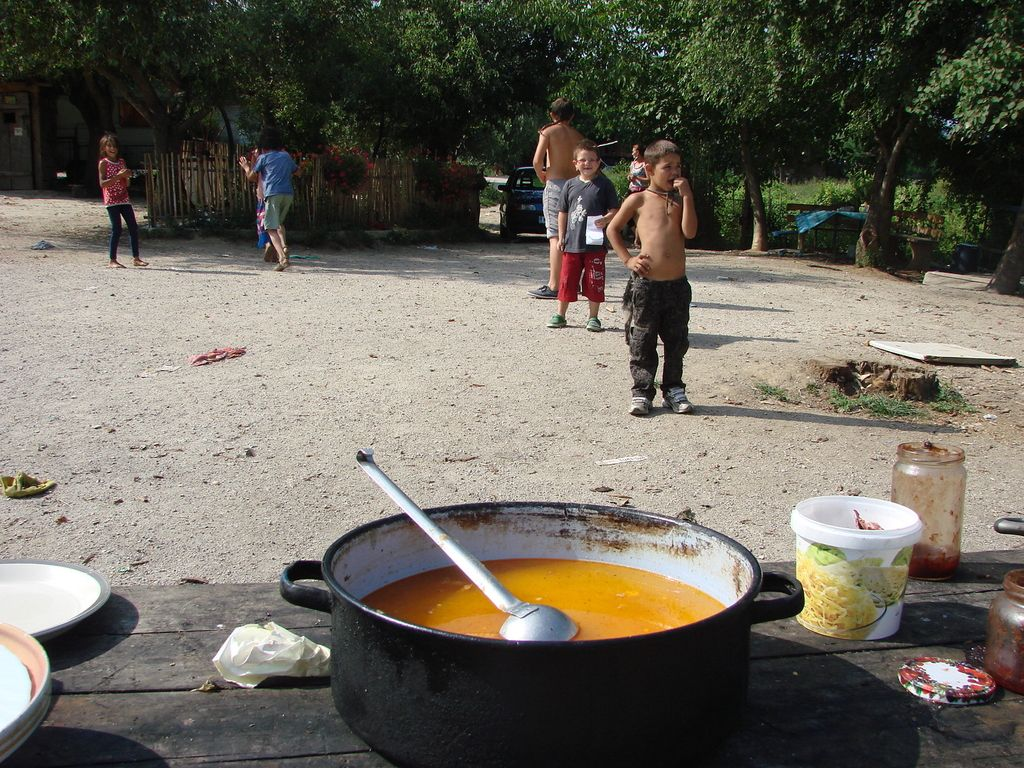 Romi nočejo k rojakom